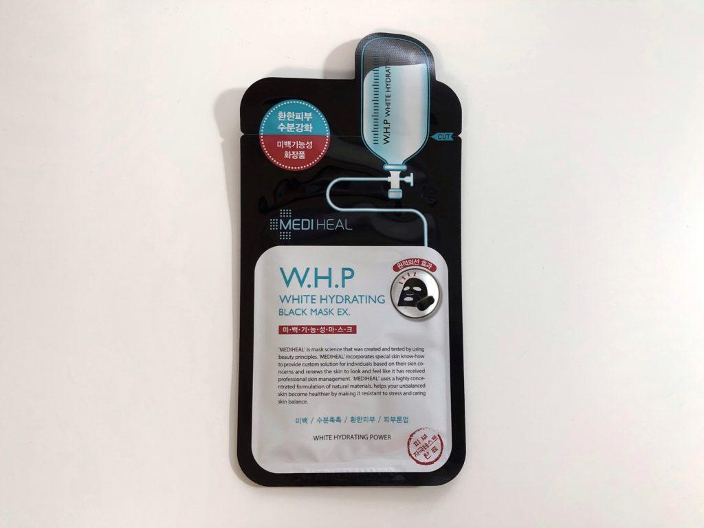 MEDIHEAL(メディヒール) W.H.P. ホワイトハイドレーティングブラックマスクEX